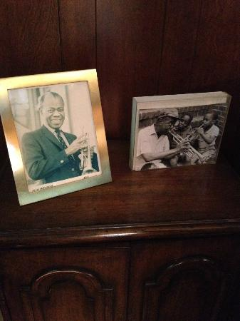 Louis Armstrong House Museum: Personal Photos of the Great Louis Armstrong