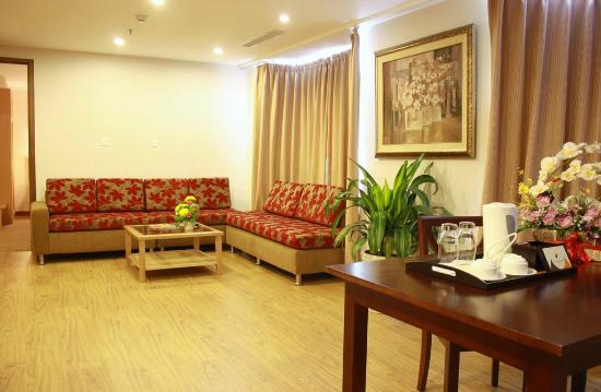 Prestige Hotel: Executive Apartment