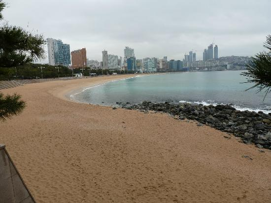 Haeundae Beach: beach