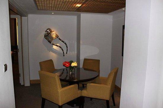Grand Hyatt Jakarta: suite