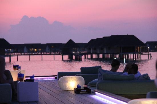 Four Seasons Resort Maldives at Landaa Giraavaru: water villas