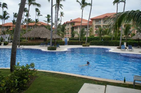 Majestic Elegance Punta Cana: swim up room shot