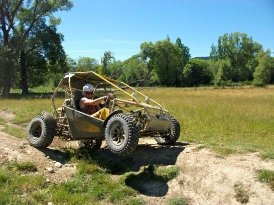 Wild Tracks crazy Kiwi Buggy Adventures