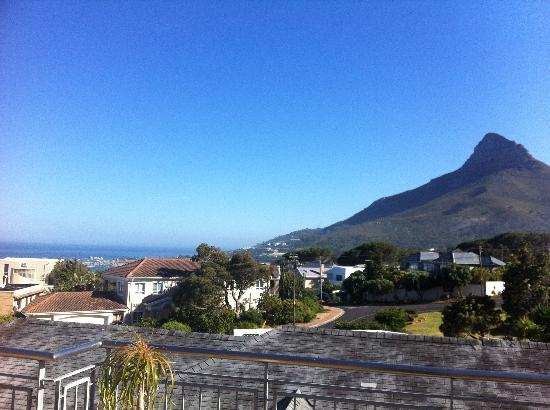 3 On Camps Bay Boutique Hotel: Room with a view!