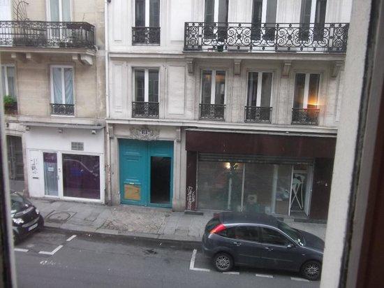 Apollo Opera Paris: Вид с окна отеля