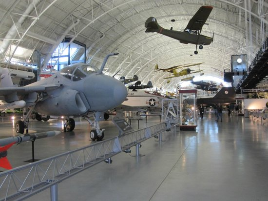 Smithsonian National Air and Space Museum Steven F. Udvar-Hazy Center照片