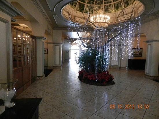 BON Hotel Riviera on Vaal: Entrance Hall