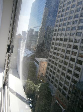 โฮเต็ล แกรนด์ ชานเซลเลอร์ เมลเบิร์น: View from room