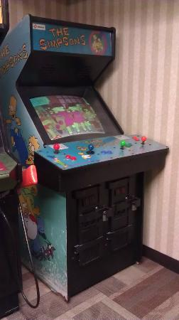 Comfort Inn Birch Run: Arcade