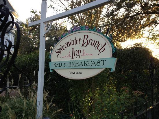 Sweetwater Branch Inn: Sweetwater