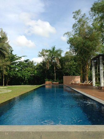 The Mangrove Panwa Phuket Resort: A lovely pool