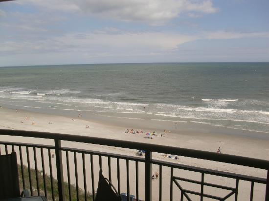 Mar Vista Grande : View of beach from balcony I