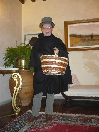 Villa Poggio Bartoli: l'hotel offre un ragguardevole servizio di passeggiate in carrozza da 2 a 18 posti