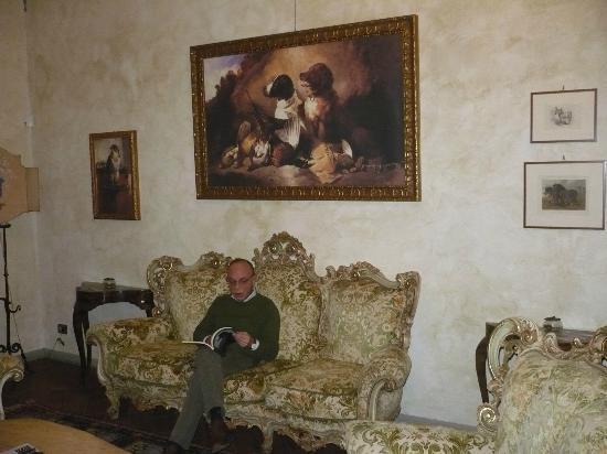 Villa Poggio Bartoli: relax incondizionato
