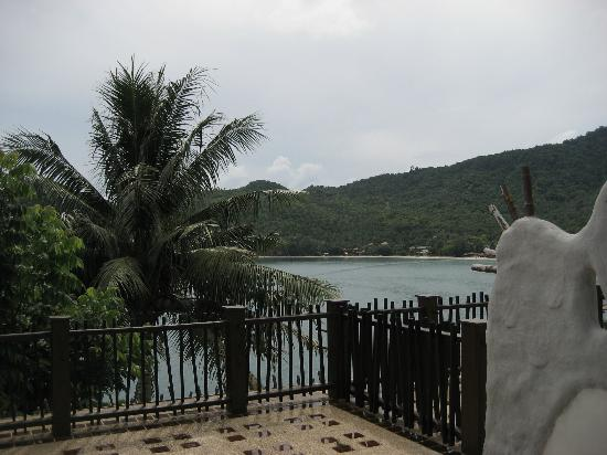 Panviman Resort - Koh Pha Ngan: A view from the balcony