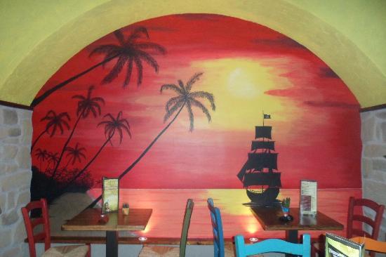 """Tortuga Tavern: """"Terrazza sul mare"""""""