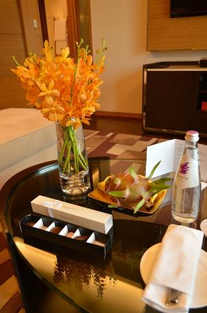 InterContinental Asiana Saigon: Welcome gift
