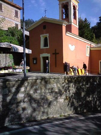 Casina, Italy: Chiesa di Cortogno
