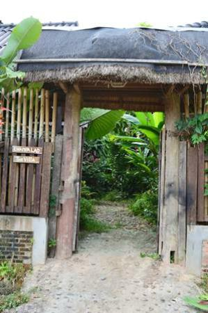 Champa Lao: Back door