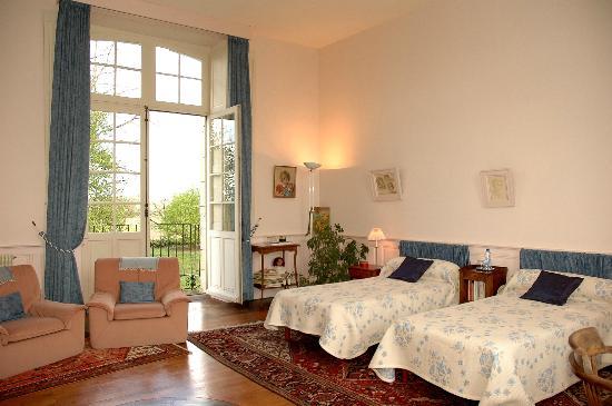La Varenne: Annie room