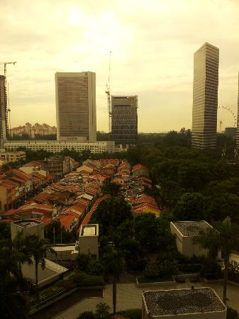 Village Hotel Bugis by Far East Hospitality: view from hotel room