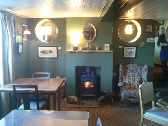 George and Dragon: Various seating and dining areas