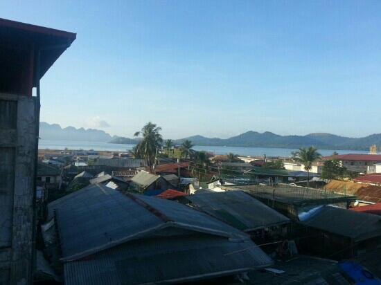 Islands View Inn: view from restaurant