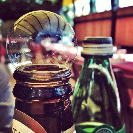 Osteria da Giorgione: Si beve!
