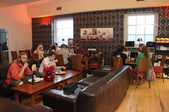 The Gate Arts and Community Centre: Cafe Bar