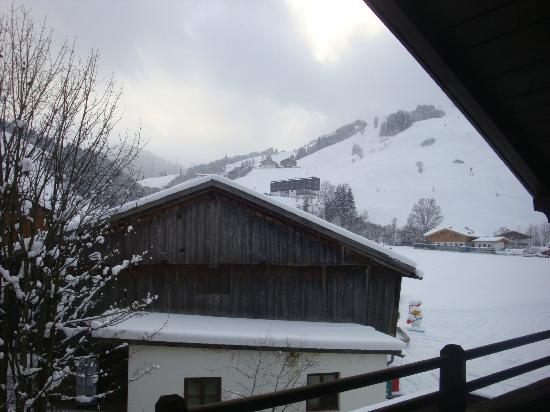 Pension Penhab: Outside view from room number 2