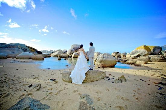 The Twelve Apostles Hotel and Spa: The Twelve Apostles wedding