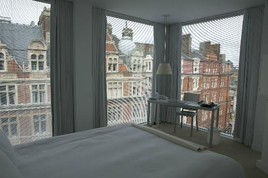 St Martins Lane London Hotel: Panorama