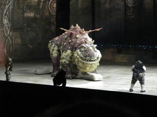 How To Train Your Dragon Live Spectacular, Tacoma Dome