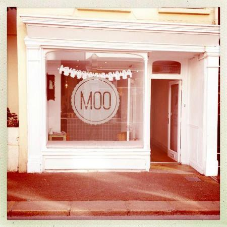 Moo Store Spooky style for Halloween!