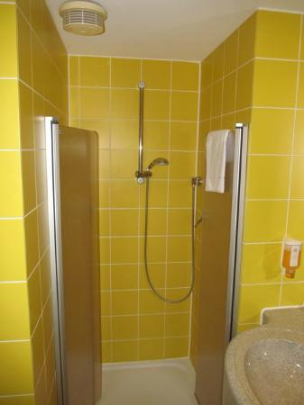 Best Western Hotel Wetzlar: Shower