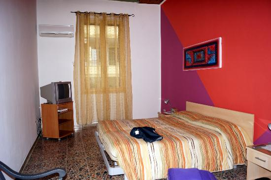 Actinia Accommodation: Our double- room