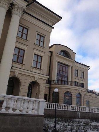 Volgskaya Riviera: крыло, спа центр