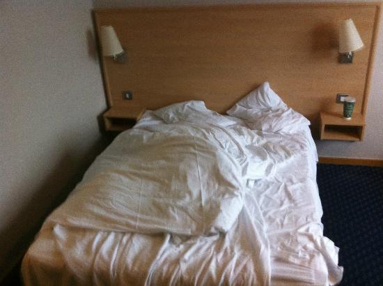 Travelodge Galway: Doppelbett