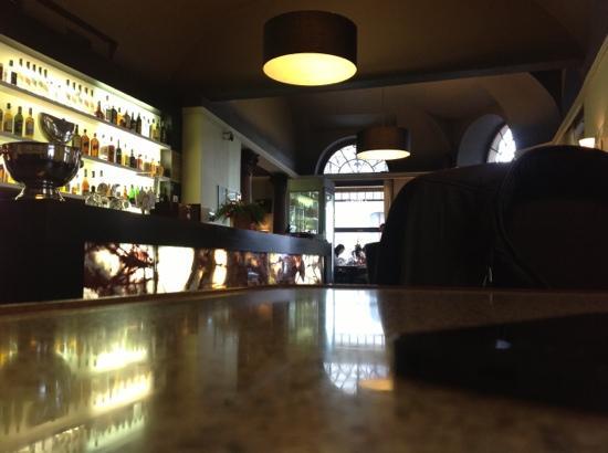 Rott Hotel: bar