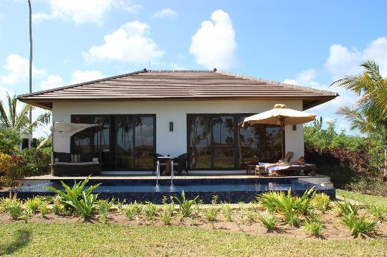 The Residence Zanzibar: villa jardin