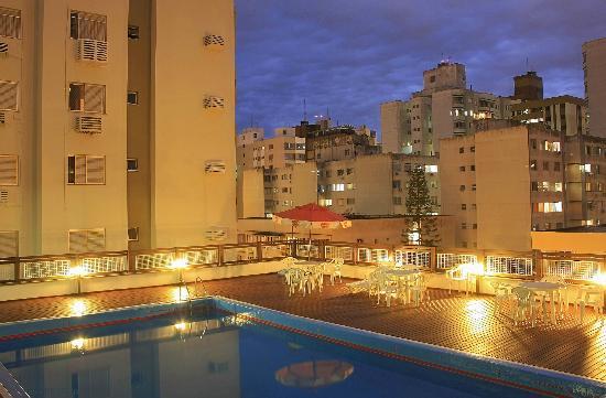 Castelmar Hotel: Piscina