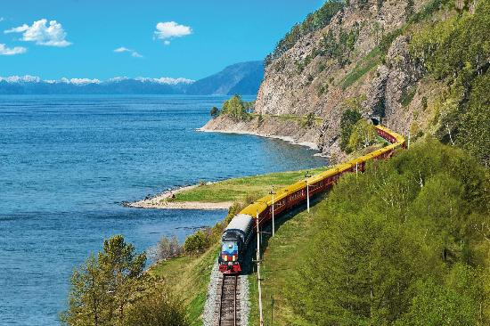 Trans-Siberian Railway - Day Trips : The Transsiberian by Private Train on the shores of Lake Baikal