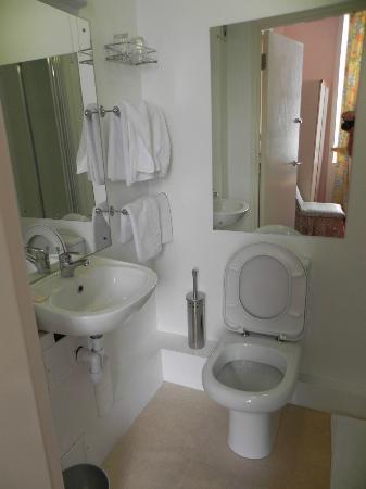 Celtic Hotel : il bagno