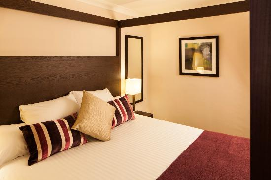 Accommodation at Mercure Maidstone Great Danes Hotel