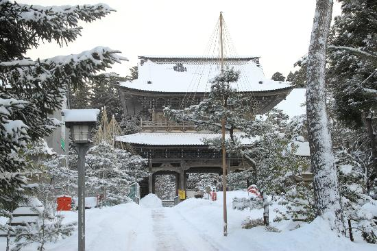 Wajima, Japan: 山門