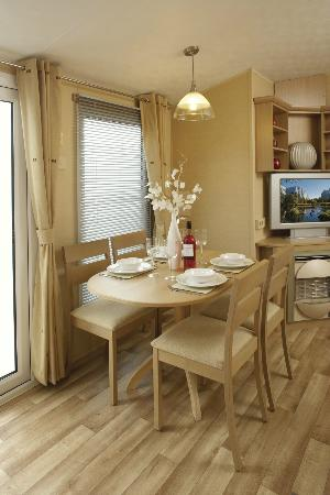 Parkdean - Sundrum Castle Holiday Park: Example of Caravan Accommodation at Parkdean Sundrum Castle Holiday Park