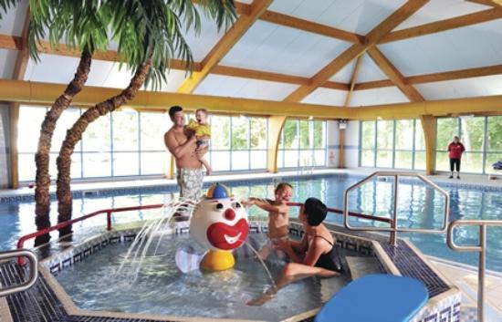 Parkdean - Sundrum Castle Holiday Park: Indoor Swimming Pool at Parkdean Sundrum Castle Holiday Park