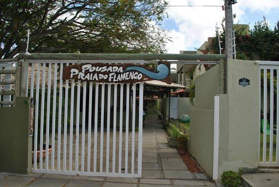 Pousada Praia do Flamengo - Salvador da Bahia: Entrada do Hotel/Pousada