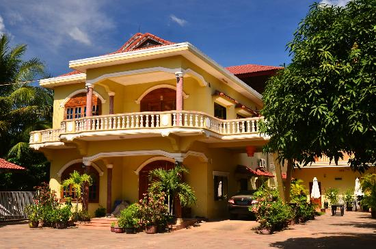 Check Inn Siem Reap: Check-Inn