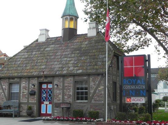 Royal Copenhagen Inn: Recepção